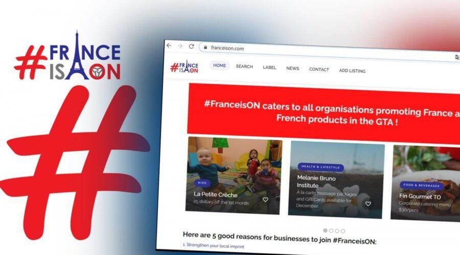 Une plateforme en anglais pour promouvoir les produits de la France à Toronto